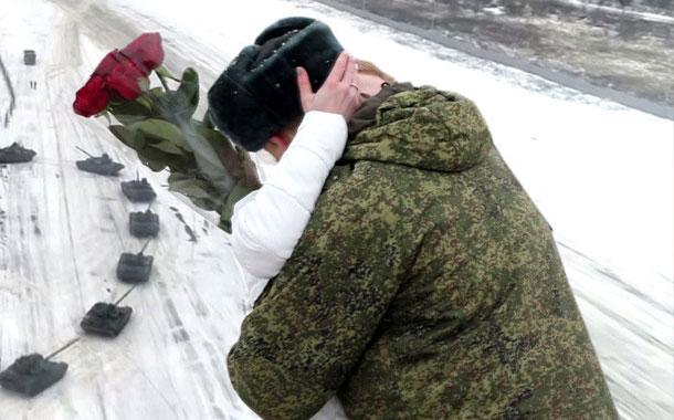Militar ruso formó un
