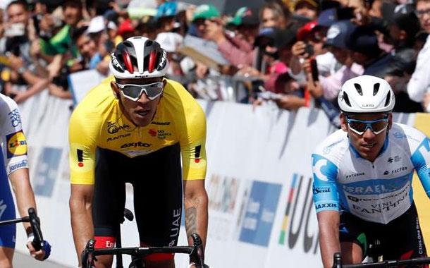 Molano ganó la tercera etapa del Tour Colombia