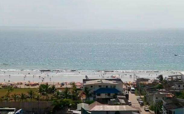 Ministerio de Ambiente confirmó que no hay contaminación en playa de Montañita