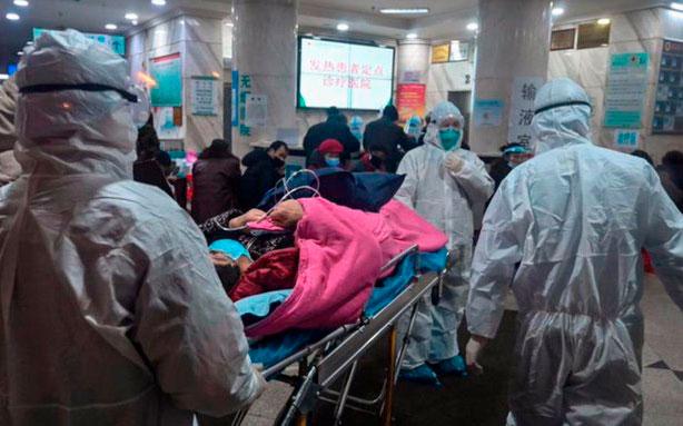 Ascienden a 2.004 los muertos por el coronavirus en China