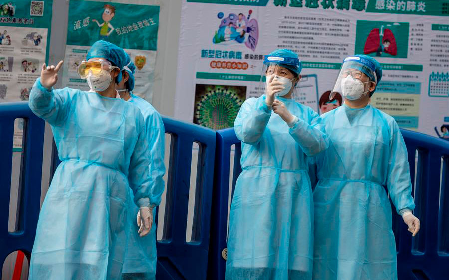 El virus causa en China otras 254 muertes y más de 15.000 nuevos infectados
