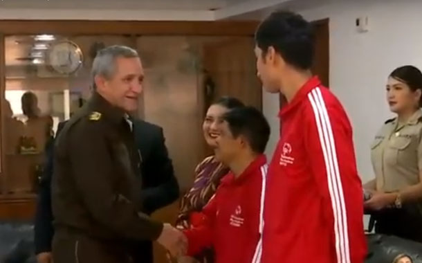 Olimpiadas Especiales y Policía Nacional unen fuerzas