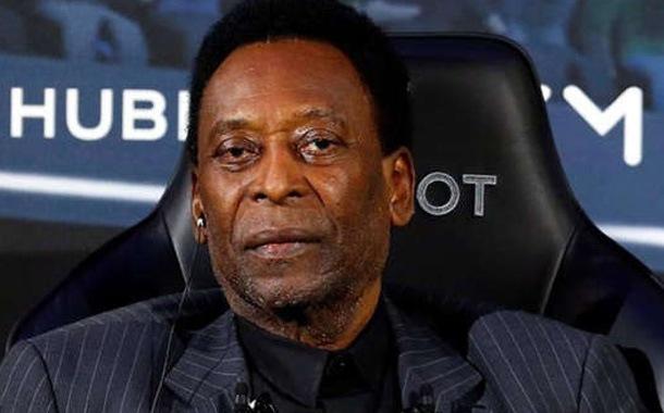 Pelé tiene problemas de movilidad y depresión