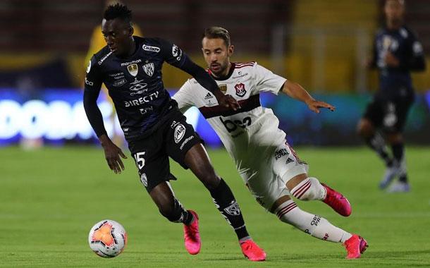 Independiente y Flamengo empataron en Quito