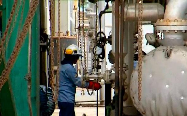 Refinería de La Libertad trabaja en un 40 % de su capacidad