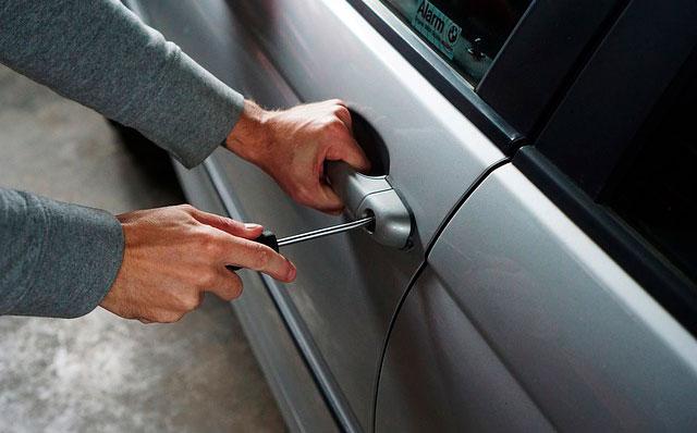 El robo de vehículos va en aumento durante este 2020