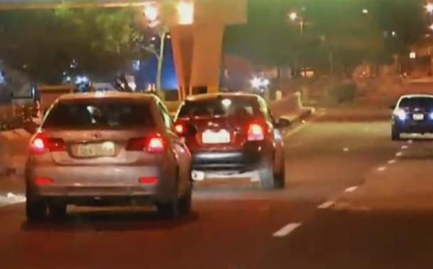 Sufrió secuestro exprés en la avenida Barcelona