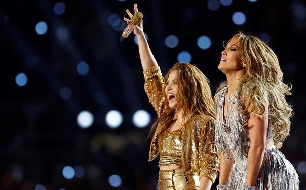 Halftime Show, el orgullo latino brilló con Shakira y Jennifer López