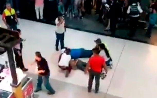 Un hombre se suicidó en el terminal Terrestre de Guayaquil