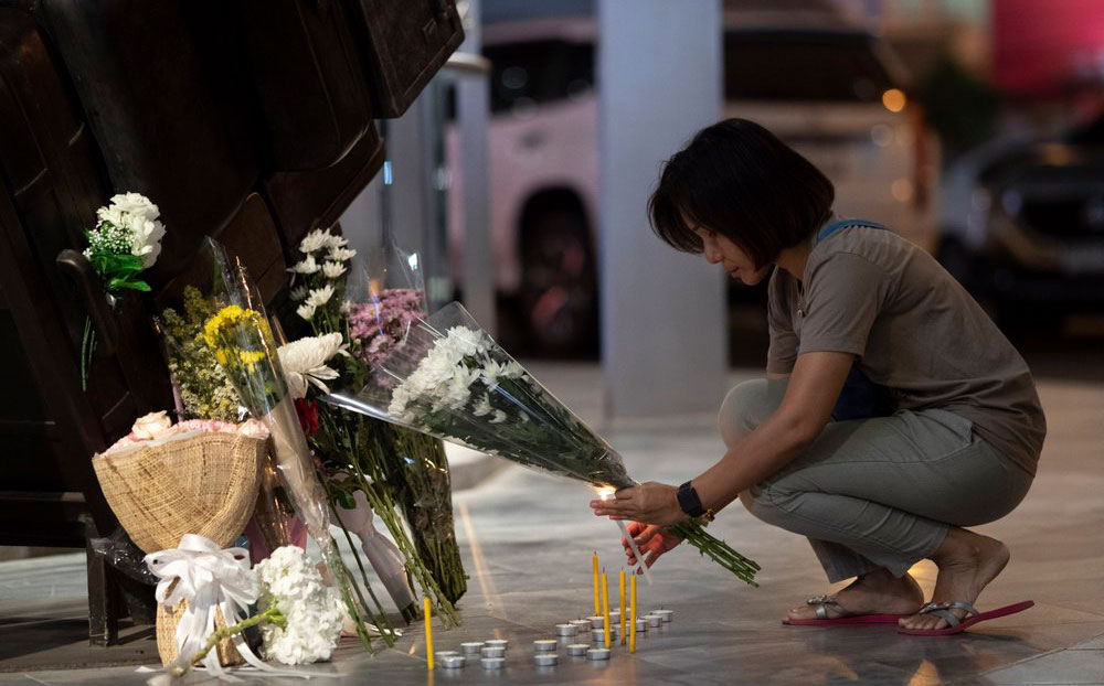 Una matanza sin precedente en Tailandia deja 30 muertos