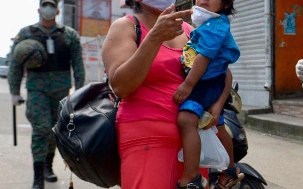 La provincia de Orellana no registra cifras de infectados con coronavirus