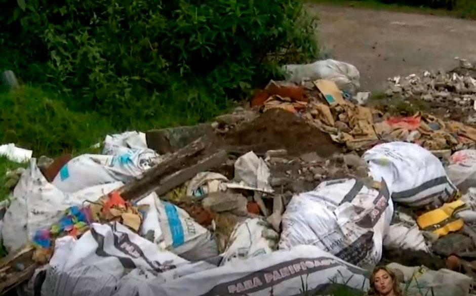 Usuarios denuncian malas condiciones del parque Metropolitano de Chilibulo