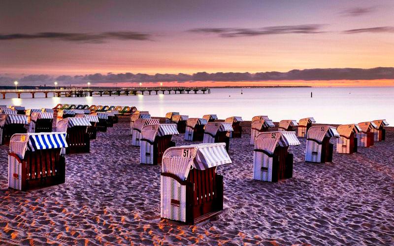 Cambio climático amenaza la mitad de las playas del mundo