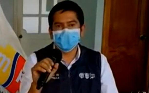 Autoridades confirmaron dos casos de coronavirus en el Puyo