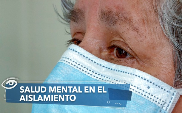 Salud mental en el aislamiento