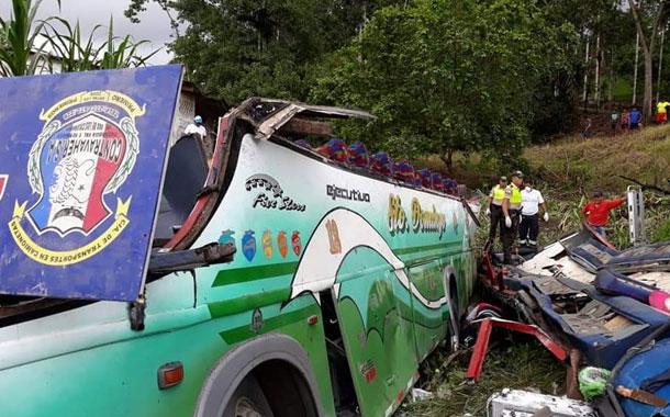 Fatal accidente de tránsito en Santo Domingo