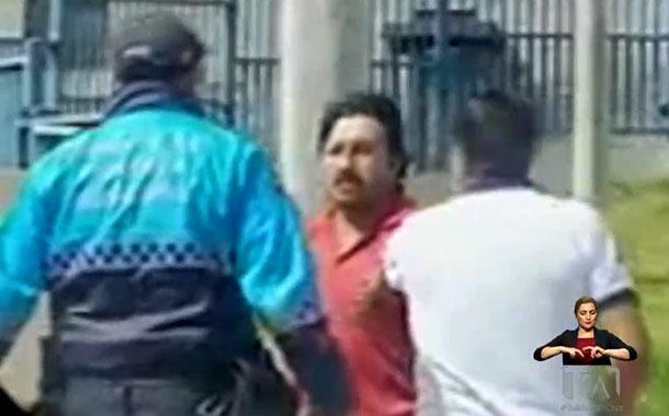 30 días de prisión para individuo que agredió y atropelló a agentes en Otavalo