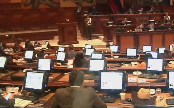 Hay discrepancias sobre medidas económicas en el legislativo