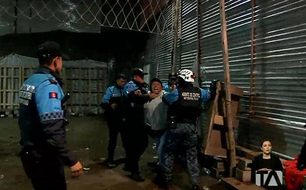 Intendencias de Policía realizaron en el país 405 operativos de control