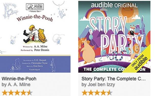 Plataforma en internet libera audiolibros para niños