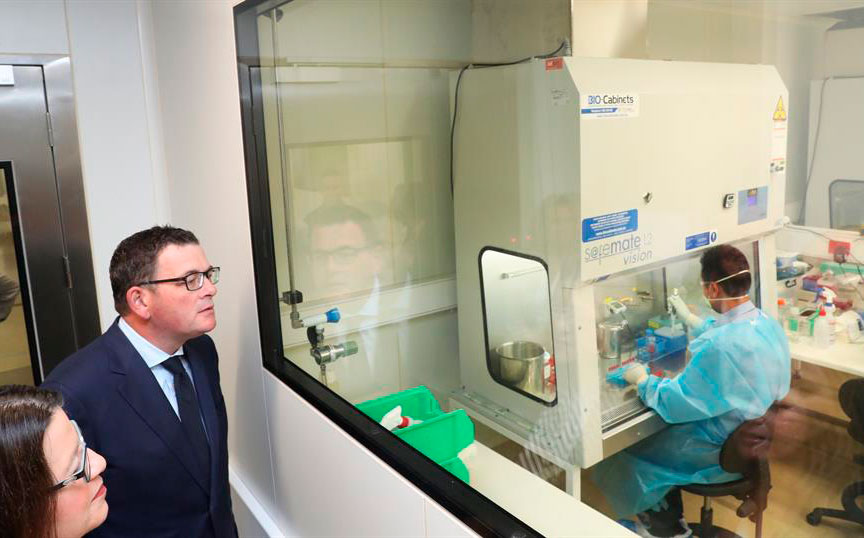 Australia podrá obligar a personas de riesgo a hacerse las pruebas del COVID-19