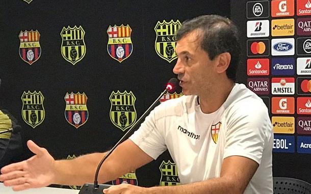 Barcelona recibe a Independiente en Copa Libertadores