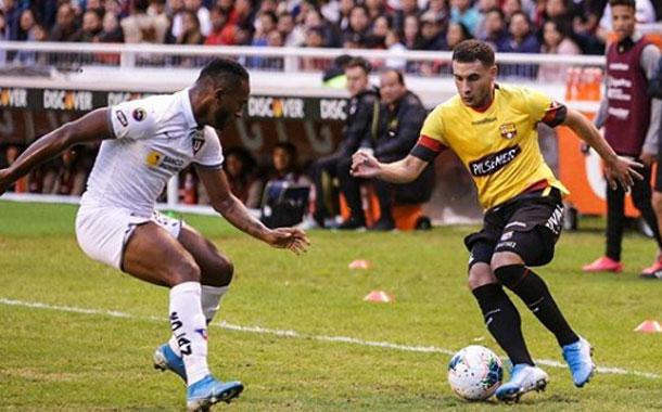 Liga de Quito superó al Barcelona SC