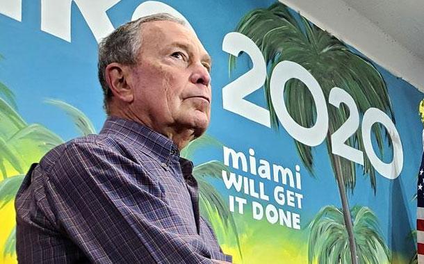 Bloomberg se retira de las elecciones primarias