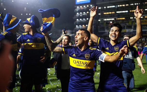 Boca Juniors se llevó el título en Argentina