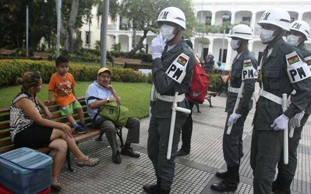 Bolivia ya suma quince casos positivos de Covid-19