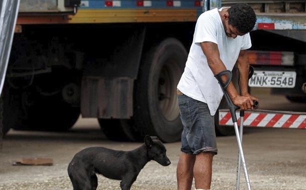 Brasil convierte estadios en albergues para personas sin techo