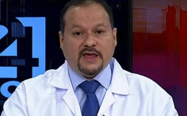 Viceministro de Salud, Ernesto Carrasco, sobre acciones contra el coronavirus