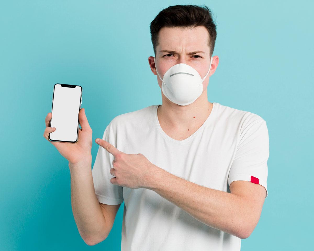 El mercado de los smartphones sufre caída por brote de coronavirus