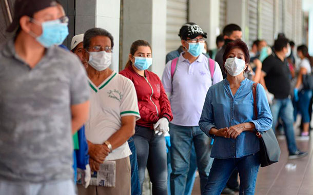 Ecuador: 27 fallecidos por coronavirus en todo el país