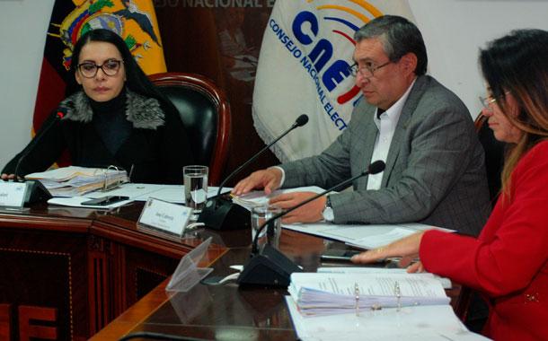Registro Civil y CNE firmaron convenio para la entrega de registro poblacional