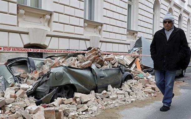 Ministros croatas donarán su sueldo para ayudar tras sismo