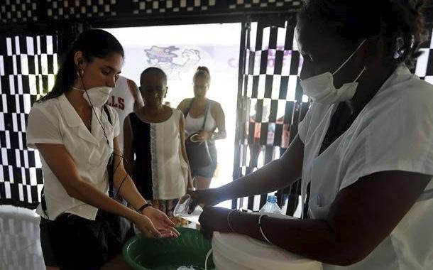 Cuba reporta 57 casos confirmados de covid19