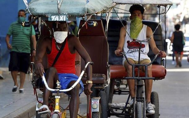 Casos de coronavirus en Cuba van en aumento