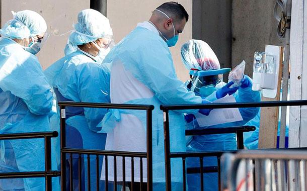 Muertes en Estados Unidos por coronavirus superan los 1.000 casos