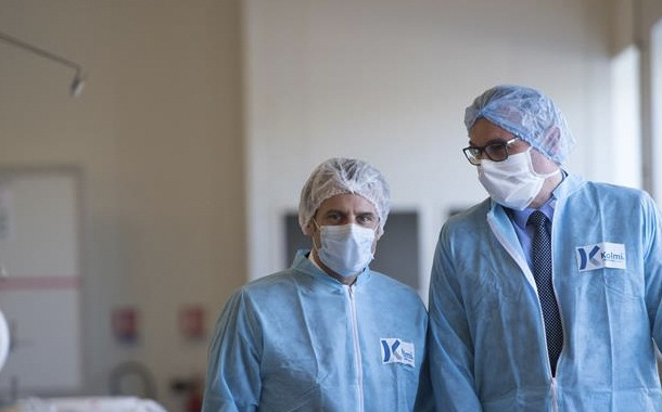 Austria acoge a pacientes franceses con coronavirus