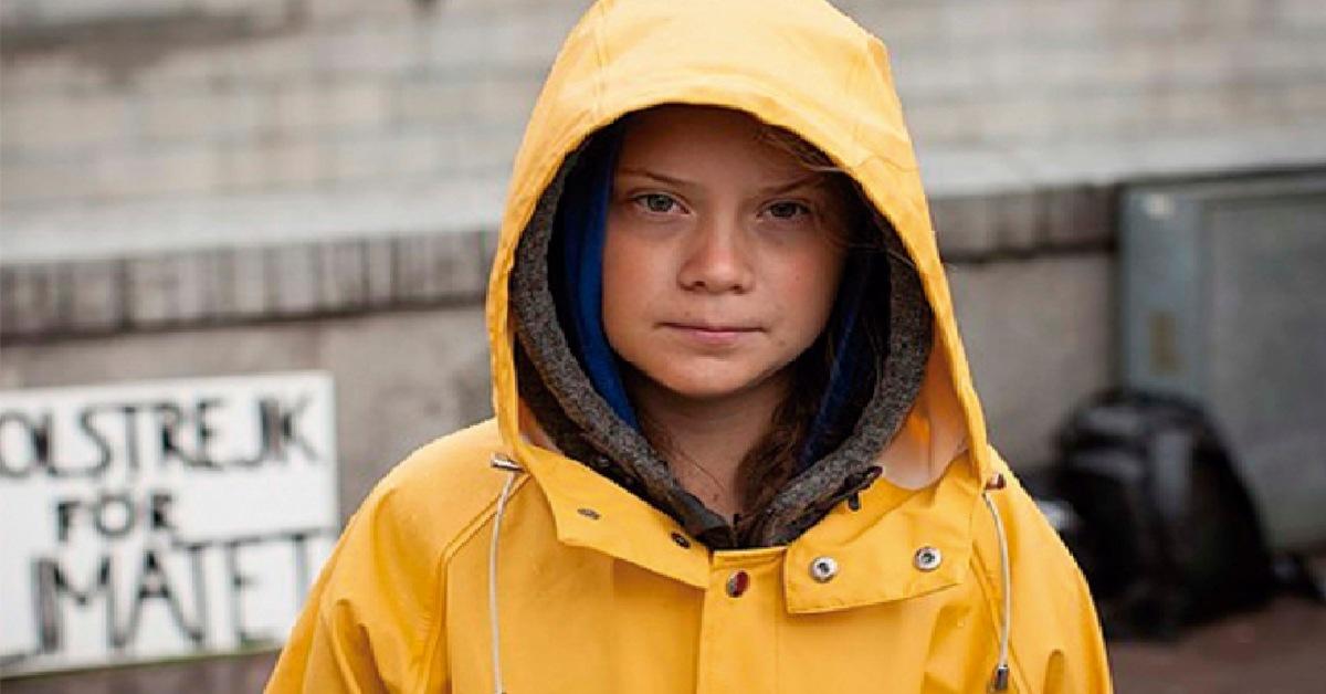 Greta Thunberg asegura que es