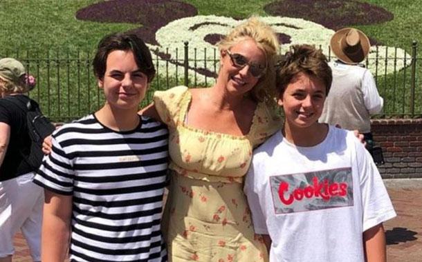 Polémica por el video del hijo de Britney Spears