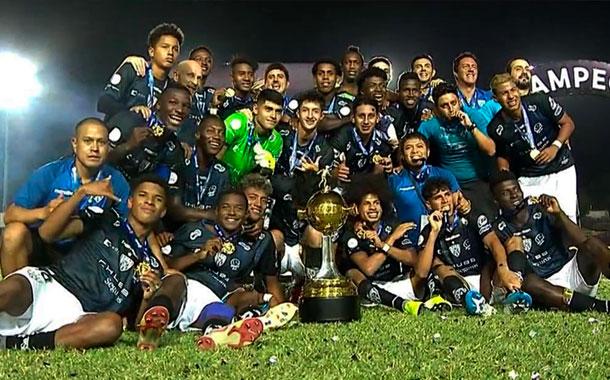 Independiente se coronó campeón de la Libertadores Sub 20