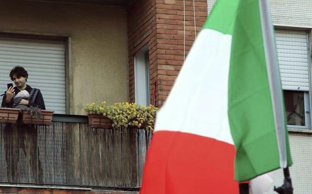 Italia suma 5476 muertos hasta este domingo