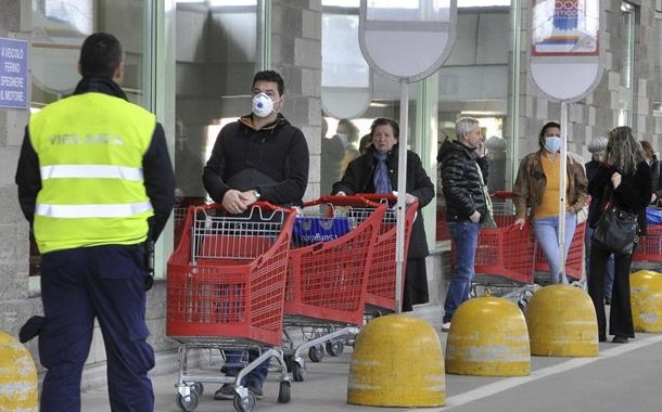Italia ya supera los 4000 fallecidos