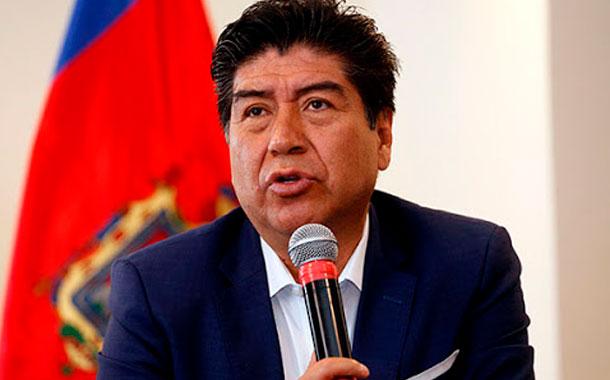 Jorge Yunda anuncia el endurecimiento de medidas para evitar el contagio del COVID-19