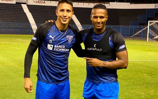 Sao Paulo sentencia con un 3-0 en 15 minutos a Liga de Quito en la Libertadores
