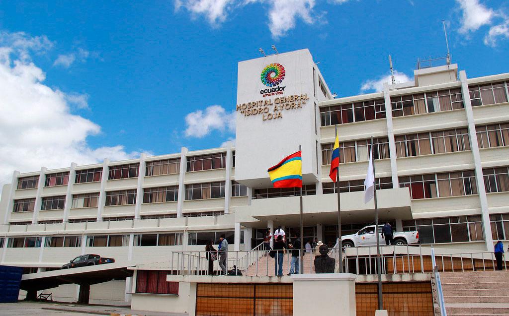 El hospital Ayora destinó 100 mil dólares para insumos de bioseguridad