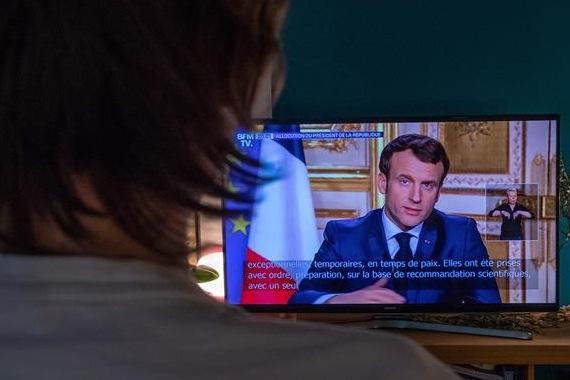 Francia anuncia medidas económicas para combatir al coronavirus