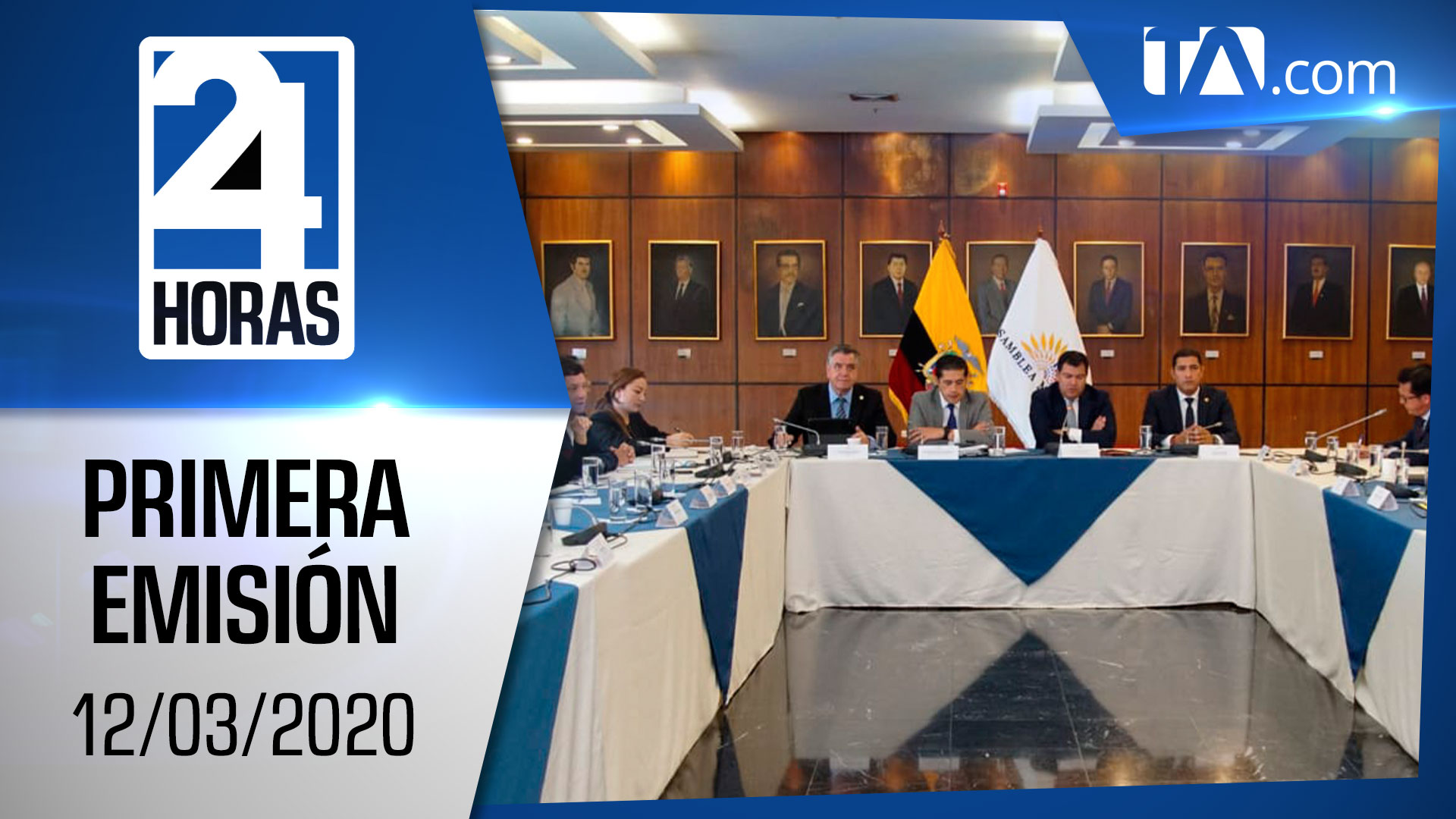 Ministro Richard Martínez comenta las medidas económicas adoptadas por el Gobierno